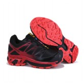 Chaussures Salomon Soldes Nice XT Wings 3 Cramoisi Noir