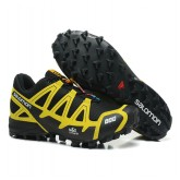 Boutique Chaussures Salomon Paris S-LAB Fellcross 2 Noir Jaune