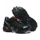 Destockage Chaussures Salomon Speedcross 3 Cs Noir