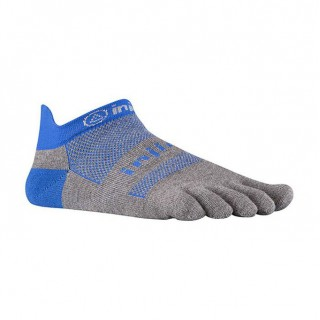 Achat de Chaussettes Injinji Run Original Weight No Show Mariner Bleu