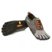 FR Vibram Fivefingers Trek Ascent 15m4702 Gris Orange Homme
