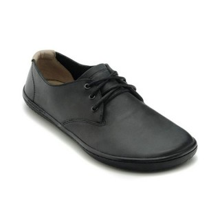 Chaussures Vivobarefoot Ra Ii Cuir Noir Homme Taille 46 Vendre Alsace