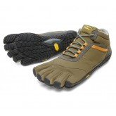 Vibram Fivefingers Trek Ascent Insulated 15m5301 Marron Gris Orange Homme Promo Prix Paris