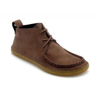 Chaussures Vivobarefoot Soul Of Africa Kembo Cuir Marron Femme Soldes Provence