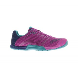 Chaussures Inov-8 Femme F-Lite 235 (S) Violet Turquoise Marine Promotions