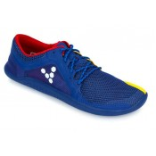 Chaussures Vivobarefoot Primus Road Navy Homme Soldes