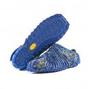 Chaussures Vibram Furoshiki Original Bleu Flower Site Officiel