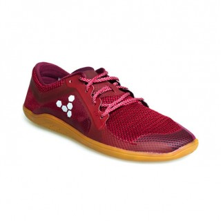 Chaussures Vivobarefoot Primus Road Chilli Pepper Femme Pas Chere