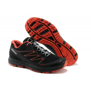 Chaussure Salomon Site Officiel Sense Mantra Noir Rouge