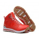 France Chaussures Salomon Femme Outban Mid Homme Rouge Orange Beige