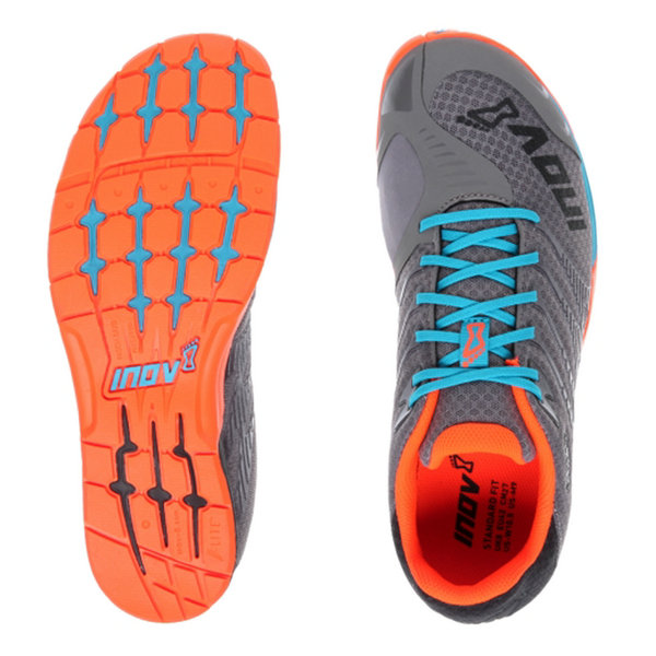 Chaussures Inov-8 bleues homme Z5eHal2